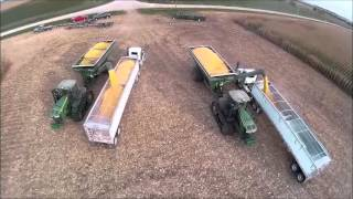 Harvest 2015 Kaliff Farms