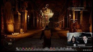 Dragon Age: Inquisition - Cologne Twitch Stream (part 1)