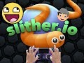 Slither.io gaming (my first gaming video )😊😆😅