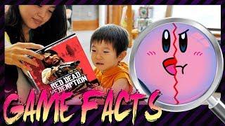 Kirby's Emotionsschwankungen & Gamingzwangslektüre in Korea | Random Game Facts #153
