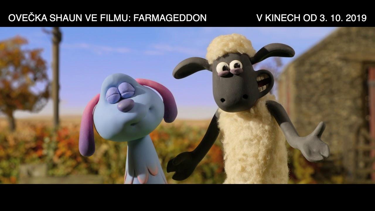 Ovečka Shaun ve filmu: FARMAGEDDON - Videoklip 1