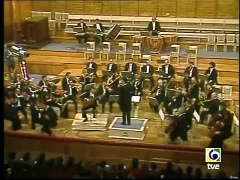 Ortve 1983/Moreno Torroba/Jose Romero ,gitarra/Dialogos con orquestasta