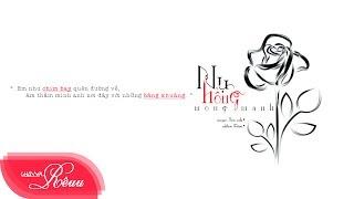 Lyrics    Nụ Hồng Mong Manh - live Acoustic Cover by Tôn Cafe