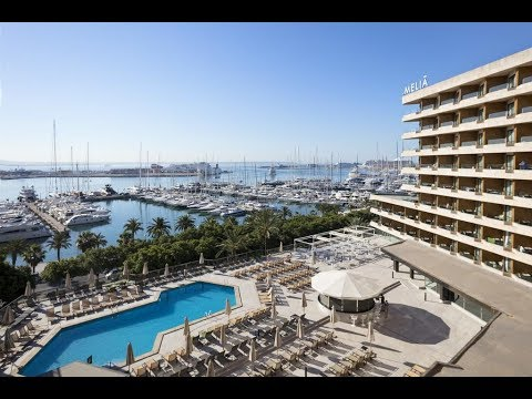 Meliá Palma Marina. An evocative combination of city and beach in Majorca