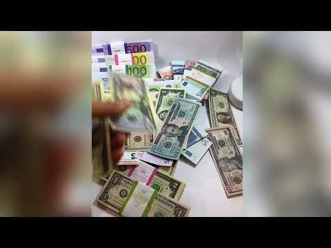 Funny money USA Prop Money Play Money Pretend
