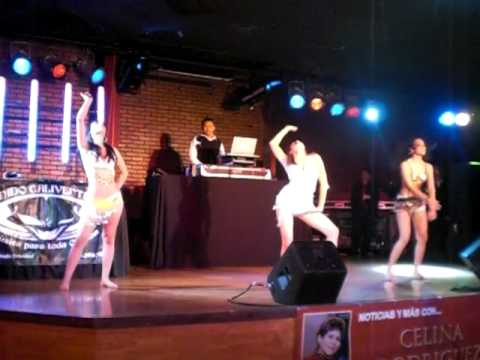 DJ CARLOS HENRIQUEZ IN SANTA CLARA AVALON HALL BELLE FASHION MODELS