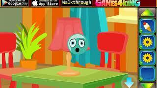 G4K Funny School Girl Rescue Game Walkthrough