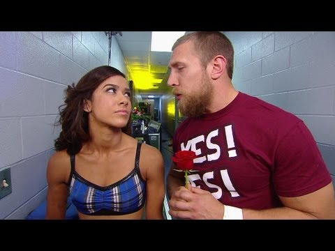 AJ rejects Daniel Bryan and chastises CM Punk: Raw, July 2, 2012