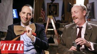 Men of 'Veep': Selina Meyer vs Donald Trump vs Clowns | THR
