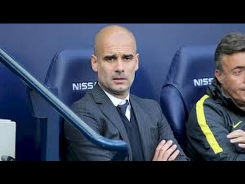 Pep Guardiola Reaction To Yaya Toure Goals