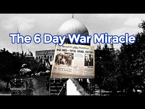 The Miracle Of The 6 Day War 50 Years Later