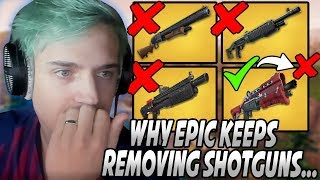 Ninja Explains The REAL Reason The Pump Was VAULTED & Why Shotguns Will Keep Getting REMOVED!