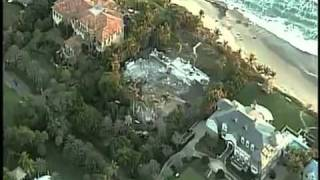 Tiger's ex-wife's house demolition