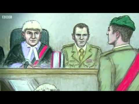 Marine 'A' Criminal or Casualty of War BBC Documentary 2014