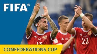 Match 1: Russia v New Zealand - FIFA Confederations Cup 2017