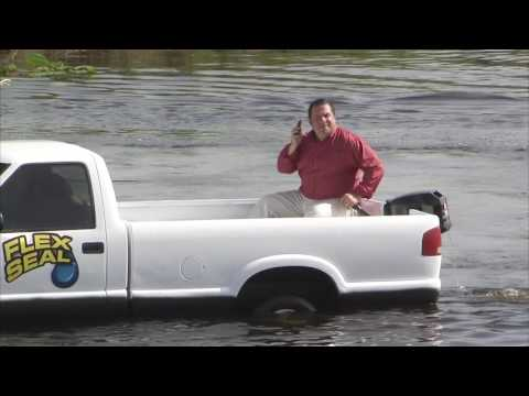 Flex Seal® Commercial Bloopers