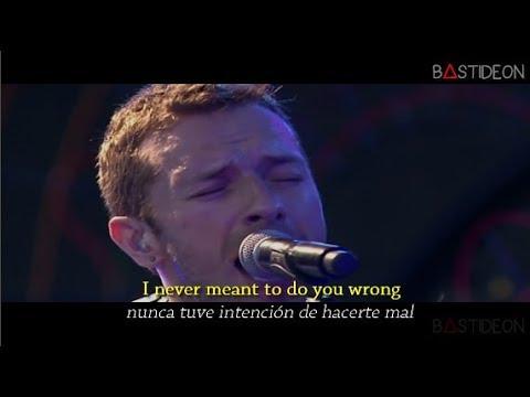 Coldplay - Trouble (Sub Español + Lyrics)