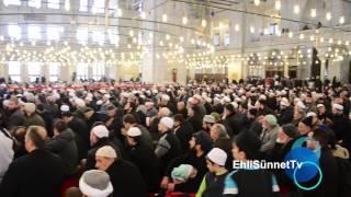 Fatih Câmiî'nde Kemal efendi Vakfının Hafızlık İcazet Proğramı