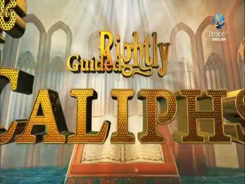 The Rightly guided Caliphs, Abu Bakr As Siddiq R A  before Islam, Zainadne Johnson, part 1