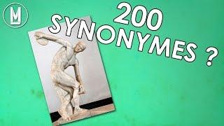 Le mot aux 200 synonymes et plus - CAMU #1 - code MU
