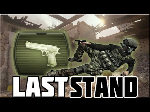 LAST STAND IN CALL OF DUTY!