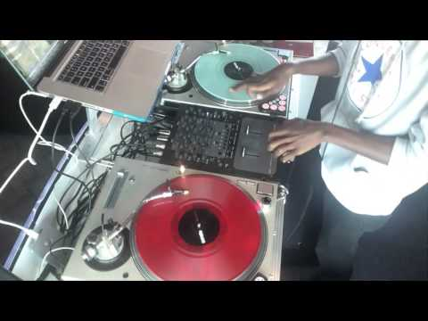 DJ Bash - The Juice In The Mix (African Mix) (Dec-11-2015)