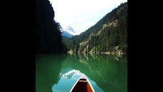 Ross Lake Solo Canoe trip Sept. 2017