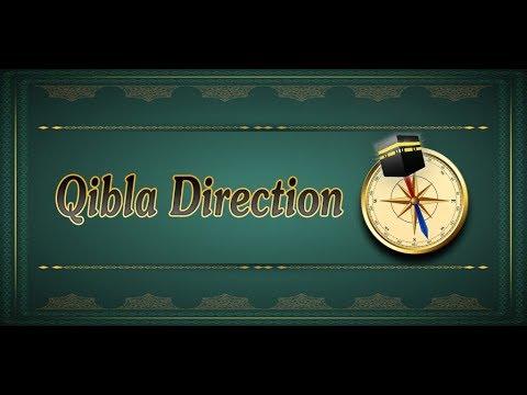 Qibla Finder Prayer Time Azan Alarm Tasbih Counter