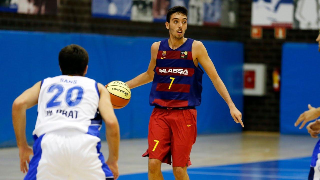 Directo Baloncesto Fc Barcelona Lassa B Oviedo Leb