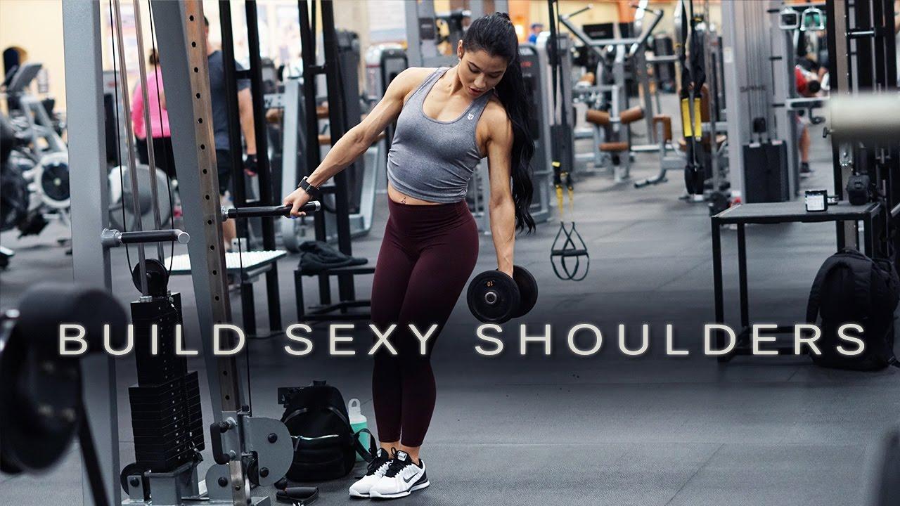 Shoulder Sculpt Workout   Build Sexy Shoulders