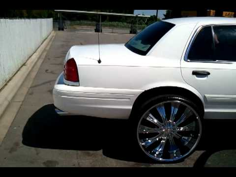 Crown Vic On 28 S Youtube