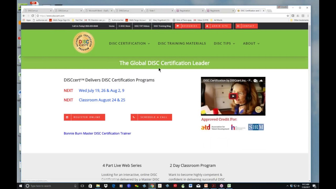 """DISC Review #6 How to Implement """"TV Trivia"""" Learning Activity"""