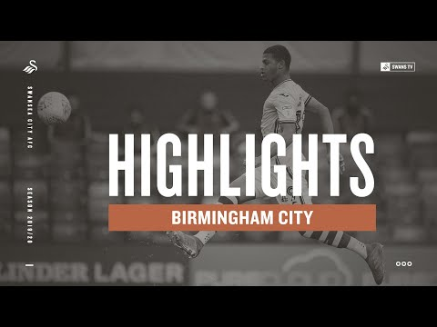 Birmingham Swansea Goals And Highlights