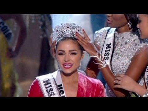 American crowned Miss Universe 2012