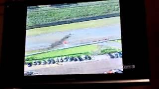 富士スピードウェイ 2000年フォーミュラ・日本 金石勝智の事故