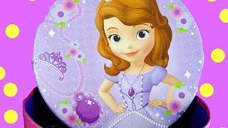 Sofia SURPRISE Box Frozen Game Despicable Me Anna Elsa Minion
