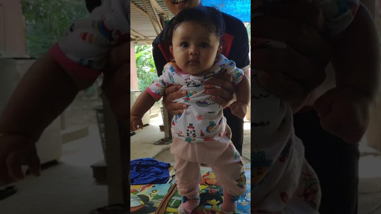 Baby Le tik tok💕 - YouTube