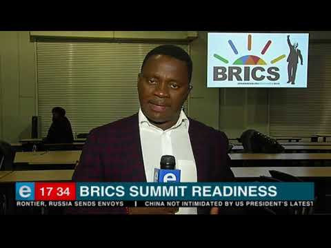 All systems go for BRICS summit says organising committee