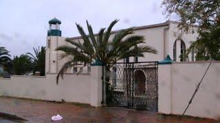 Afsud: images de la mosquée où deux personnes ont été tuées