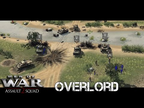 Overlord - Men of War: Assault Squad 2 Gameplay