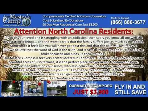 Drug Rehab North Carolina | (866) 886-3677 | Top Rehabilitation Centers NC