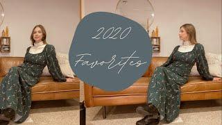 2020 Favorites: Beauty, Fashion, Home, etc!