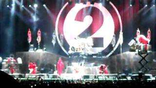 slipknot moscow 2011 surfacing