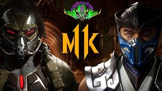 Mortal Kombat 11 - Kombat League Season V Ranked Matches
