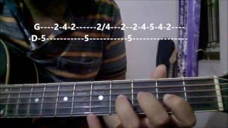Nashe Si Chadh Gayi Guitar Lesson| Tabs | Arijit Singh | Befikre