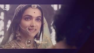 Nainowale Ne Whatsapp Status|| Padmaavat ||Deepika Padukon||Shahid Kapoor