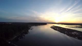 South Carolina May River Low Country