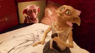 Harry Potter : My Hogwarts Staff Collection Part 2 - Dobby , the Carrows, Burbage, Binns (HD)