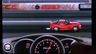 Repeat youtube video Drag Racing 13.324 Tune Dodge Viper level 6 1/2 mile