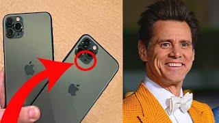 ¡JIM CARREY ADVIERTE!: EL IPHONE X OS ESCLAVIZARÁ A TODOS